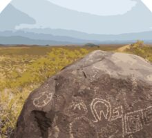 Petroglyph National Monument Sticker