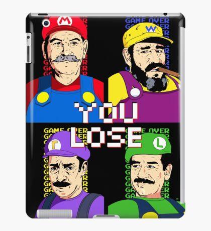 You Lose! iPad Case/Skin