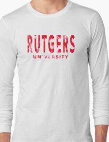 Rutgers University Long Sleeve T-Shirt