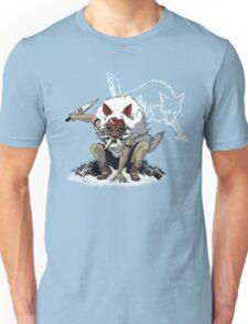 Mononoke spirit v2 Unisex T-Shirt