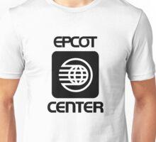 AppLogoSpaceshipEarth Unisex T-Shirt