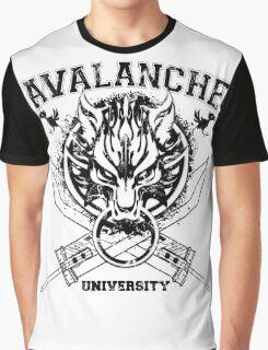 Avalanche University FVII v2 Graphic T-Shirt