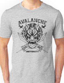 Avalanche University FVII v2 Unisex T-Shirt