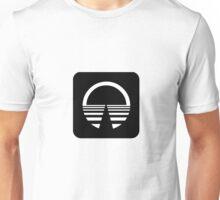 AppLogoOnlyHorizons Unisex T-Shirt