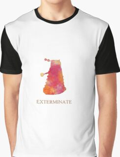 Exterminate  Graphic T-Shirt