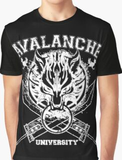 Avalanche University FVII Graphic T-Shirt