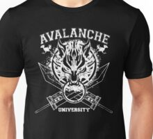 Avalanche University FVII Unisex T-Shirt
