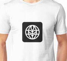 AppLogoOnlyLand Unisex T-Shirt