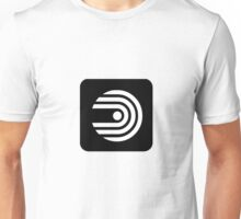 AppLogoOnlyMotion Unisex T-Shirt