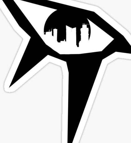Mirrors Edge Sticker