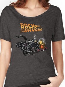 Back To The Banana v2 Women's Relaxed Fit T-Shirt