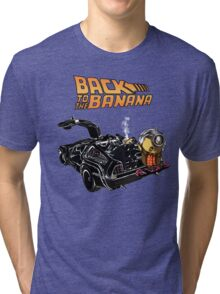 Back To The Banana v2 Tri-blend T-Shirt
