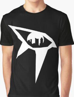 Mirror's Edge - White Graphic T-Shirt