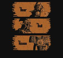The Bear, The Bull, The House Unisex T-Shirt