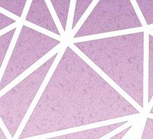 Shattered Heart - Purple/Pink Sticker
