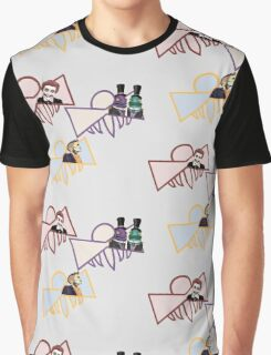 Oscars Hotel Character Print Graphic T-Shirt