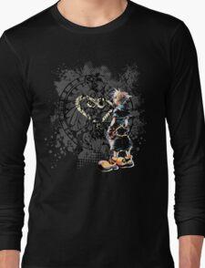 Sora heart world Long Sleeve T-Shirt
