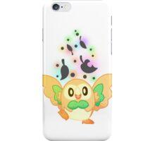 Magical Leaf Rowlett iPhone Case/Skin