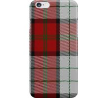 00472 Bull-Dog Sauce Tartan  iPhone Case/Skin