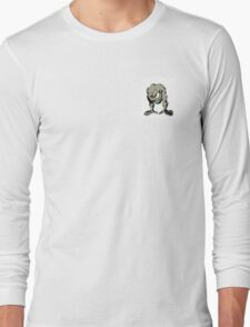 GEODUDEEEEEE Long Sleeve T-Shirt