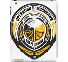 Special Forces | Moonhawk  iPad Case/Skin