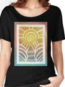 Stencil 2 - Print 2 Women's Relaxed Fit T-Shirt