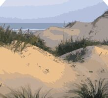 Padre Islands National Seashore Sticker