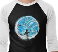 water tribe Men's Baseball ¾ T-Shirt
