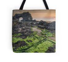 Pollet Great Sea Arch - Fanad Co Donegal Tote Bag