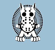Hockey Mask Bull Terrier Sprawl  Classic T-Shirt