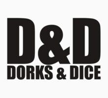 D&D - Dorks & Dice One Piece - Long Sleeve