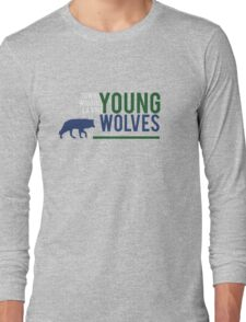 YOUNG WOLVES Long Sleeve T-Shirt