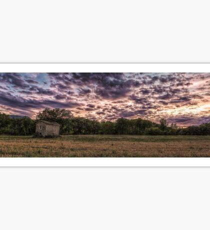 SL-WEEK 18: Sunset Sticker