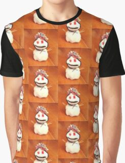 Pooky the snowman  Graphic T-Shirt