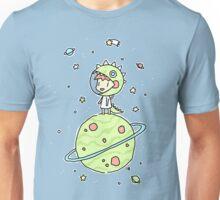Space Dinosaur Unisex T-Shirt