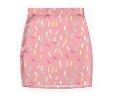 Sprinkles in Pink Mini Skirt