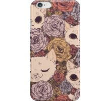 cute cats iPhone Case/Skin