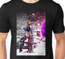 Olivia Munn as Psylocke Unisex T-Shirt