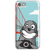 Seal in SF iPhone Case/Skin