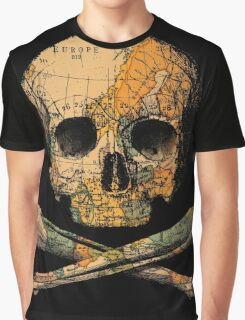 Treasure Map Graphic T-Shirt
