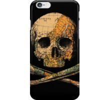 Treasure Map iPhone Case/Skin