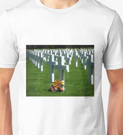 """We Will Always Remember ~ """"The Spirit of American Youth Rising from the Waves"""" Unisex T-Shirt"""