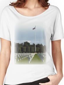 To Honor & Remember . . . Women's Relaxed Fit T-Shirt