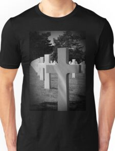 American Cemetery - Remember D Day June 6, 1944 Unisex T-Shirt