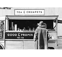 Lewis Cubitt Square, London Photographic Print
