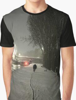 SL-WEEK 29 / Snow Graphic T-Shirt