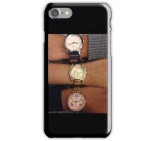 Three different worlds collide iPhone Case/Skin