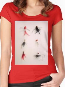 Vintage Poppers Women's Fitted Scoop T-Shirt
