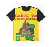 Zaïre 74 Graphic T-Shirt