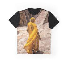 SL-WEEK 30 : Orange Graphic T-Shirt